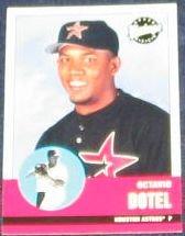 2001 Upper Deck Vintage Octavio Dotel #169 Astros