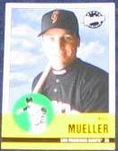 2001 Upper Deck Vintage Bill Mueller #260 Giants