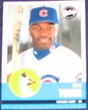 2001 Upper Deck Vintage Eric Young #210 Cubs
