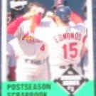 2001 Upper Deck Vintage Postseason Edmonds #371