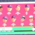 2001 Upper Deck Vintage Team Lineup #230 Diamondbacks
