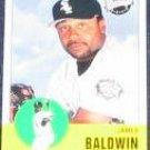 2001 Upper Deck Vintage James Baldwin #140 White Sox