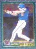 2001 Topps Traded Chrome Jayson Werth #T200 Blue Jays