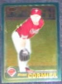 2001 Topps Traded Chrome Rheal Cormier #T12 Phillies