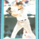 2001 Topps Traded Benito Santiago #T56 Giants