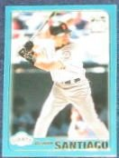 2001 Topps Traded Benito Santiago #T56 Giants