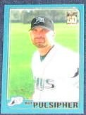 2001 Topps Traded Bill Pulsipher #T63 Devil Rays
