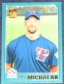 2001 Topps Traded Chris Michalak #T60 Blue Jays