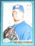 2001 Topps Traded Nick Neugebauer #T184 Brewers