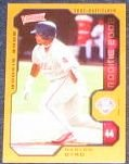 2002 Upper Deck Victory Rookie Gold Marlon Byrd #515
