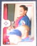 2002 Upper Deck Victory Ivan Rodriguez #119 Rangers
