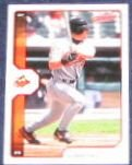 2002 Upper Deck Victory Jay Gibbons #109 Orioles