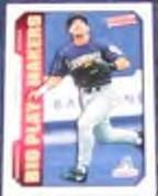 2002 Upper Deck Victory Big Play Makers Luis Gonzalez