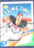 "93 UD Fun Pk Deion Sanders ""Prime Time"" #34"