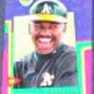 93 UD Fun Pk Ruben Sierra #52 Athletics
