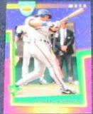 93 UD Fun Pk Howard Johnson #127 Mets