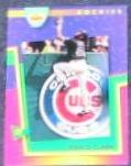 93 UD Fun Pk Jerald Clark #175 Rockies