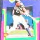 93 UD Fun Pk George Bell #198 White Sox