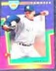 93 UD Fun Pk Jimmy Key #207 Yankees