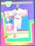 93 UD Fun Pk Greg Vaughn #72 Brewers