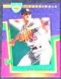 93 UD Fun Pk Bob Tewksbury #79 Cardinals