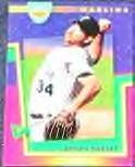 93 UD Fun Pk Bryan Harvey #120 Marlins