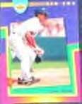 93 UD Fun Pk Tony Pena #165 Red Sox