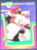93 UD Fun Pk Kevin Mitchell #171 Reds