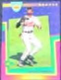 93 UD Fun Pk Deion Sanders #67 Braves