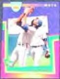 93 UD Fun Pk Eddie Murray #128 Mets