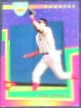 93 UD Fun Pk Jose Canseco #155 Rangers