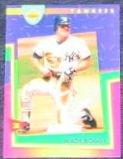93 UD Fun Pk Wade Boggs #206 Yankees
