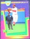 93 UD Fun Pk Ozzie Smith #78 Cardinals