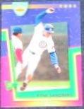 93 UD Fun Pk Ryne Sandberg #84 Cubs