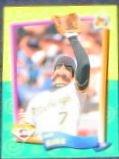 94 UD Fun Pk Jeff King #128 Pirates