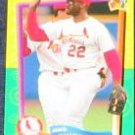 94 UD Fun Pk Mark Whiten #118 Cardinals