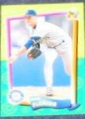 94 UD Fun Pk Dave Fleming #135 Mariners