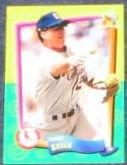 94 UD Fun Pk Todd Zeile #97 Cardinals
