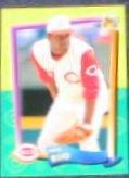 94 UD Fun Pk Jose Rijo #84 Reds