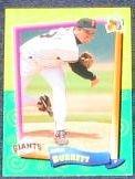 94 UD Fun Pk John Burkett #82 Giants