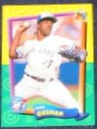 94 UD Fun Pk Juan Guzman #66 Blue Jays