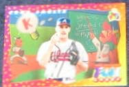 94 UD Fun Pk Heat Activated John Smoltz #233