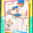 94 UD Fun Pk Deion Sanders #164 Braves