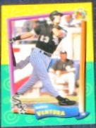 94 UD Fun Pk Robin Ventura #163 White Sox