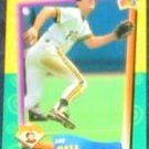 94 UD Fun Pk Jay Bell #161 Pirates