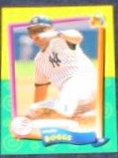 94 UD Fun Pk Wade Boggs #126 Yankees
