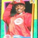94 UD Fun Pk Reggie Sanders #116 Reds