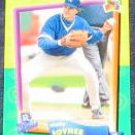 94 UD Fun Pk Wally Joyner #48 Royals