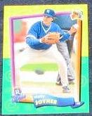 94 UD Fun Pk Wally Joyner #48 Royals