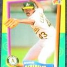 94 UD Fun Pk Dennis Eckersley #43 Athletics